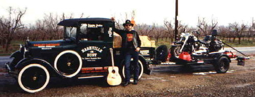 1994 on my Nashville or Bust Tour!